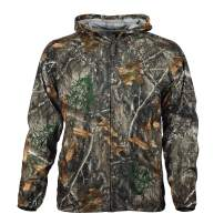 Gamehide Elimitick Insect Repellent Cover Up Jacket (Small, Realtree Edge)