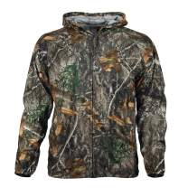Gamehide Elimitick Insect Repellent Cover Up Jacket (2X-Large, Realtree Edge)