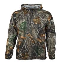 Gamehide Elimitick Insect Repellent Cover Up Jacket (Large, Realtree Edge)