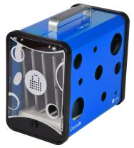 LocknCharge CarryOn Mobile Charging Station, Blue - 10057