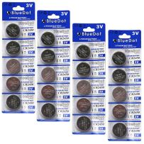 BlueDot Trading CR2450 Lithium Cell Battery, 20 Count