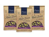Dark Chocolate - Chuao Chocolatier Moon Bark Chia Berry Dreamer (1.4 oz) -Pack of 3 - Fair Trade Certified Organic - Antioxidant - Loaded 72% Dark Chocolate - Superfood Packed - Gluten Free