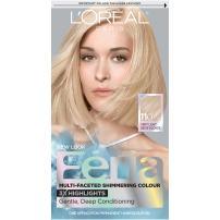 L'Oréal Paris Feria Permanent Hair Color, 110 Starlet (Very Light Beige Blonde)