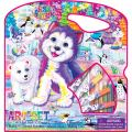 Bendon Artistic Studios Lisa Frank Large Art Case