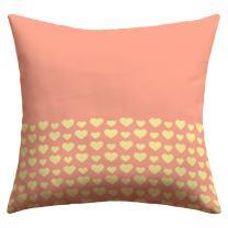 Deny Designs Allyson Johnson Summer Love Outdoor Throw Pillow, 18 x 18