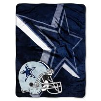 """Officially Licensed NFL """"Bevel"""" Micro Raschel Throw Blanket, 60"""" x 80"""", Multi Color"""