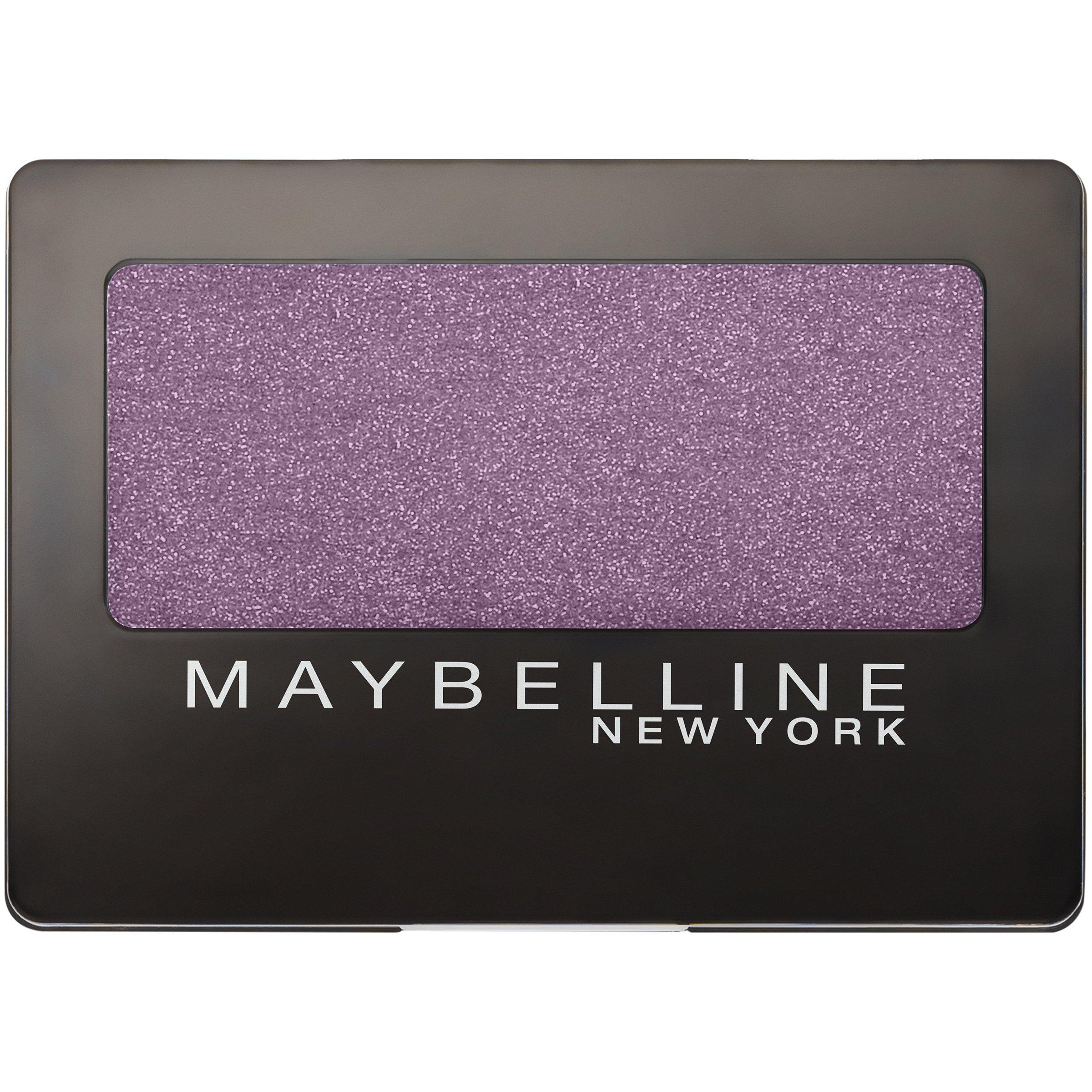 Maybelline New York Expert Wear Eyeshadow, Humdrum Plum, 0.08 oz.