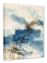 Yihui Arts Canvas Wall Art Abstract Painting Prints Wall Artworks Pictures Canvas Print Wall Art Decor Paintings for Home Living Room Bedroom Office Wall Decoration Framed Ready to Hang (28Wx40L)
