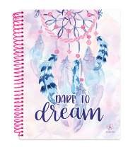 """Daisy by bloom daily planners 2019-2020 Academic Year Student Day Planner (August 2019 - July 2020) - Elementary Through Middle School Monthly & Weekly Calendar Agenda Book - 7"""" x 9"""" - Dream Catcher"""