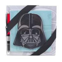 Hallmark Star Wars Notepad Set (3 Notepads, 1 Pen)