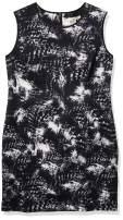 Amazon Brand - Lark & Ro Women's Sleeveless Printed Sheath Dress