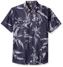 Quiksilver Men's Tech Beachrider Button Down Shirt