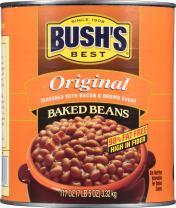 Bush's Best Original Baked Beans 117 oz (6 cans)