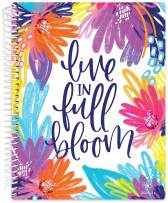 """Daisy by bloom daily planners 2020-2021 Academic Year Student Day Planner (July 2020 - July 2021) - Elementary Through Middle School Calendar Agenda Book - 7"""" x 9"""" - Live in Full Bloom"""