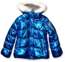 LONDON FOG Girls' Big Shine Puffer Jacket