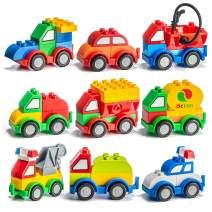 Prextex Build Your Own Toy Cars Set Building Blocks Building Bricks Best Value