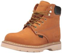 "AdTec 1982 6"" Steel Toe Tan Work Boot"