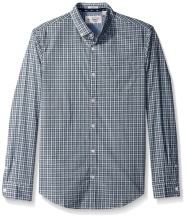 Original Penguin Men's P55 Plaid Dress Shirt