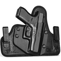 Alien Gear Cloak Tuck 3.5 IWB Holster for Concealed Carry - Custom Fit to Your Gun (Select Pistol Size) - Right or Left Hand - Full Cant and Ride Height Adjustable - Made in The USA