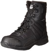 "Original S.W.A.T. Women's Hawk 9"" SZ Waterproof Women's Black Military & Tactical Boot, Black"