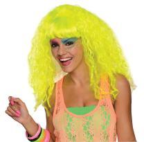 Rubie's Costume Rock 'N Rave Wig