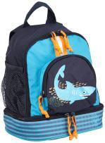 Lassig Kids Kindergarten Backpack Shark Ocean