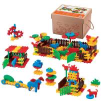 Marioinex 900956 Farm, 240 Pieces Packed in A Carton, Multi-Colour