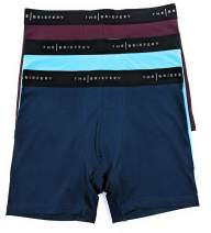 The Briefery Men's Modern Fit Stretch Boxer Briefs (3 Pack)