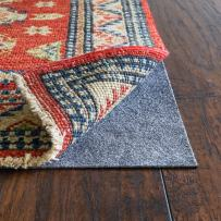 """RUGPADUSA, RugPro, 11'x16', 1/16"""" Thick, Felt and Rubber, Ultra Slim Non-Slip Rug Pad, Perfect for High Traffic Areas and Entryways, Many Custom Sizes"""