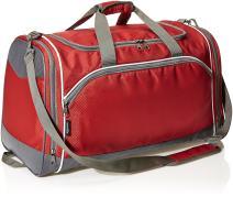 AmazonBasics Lightweight Durable Sports Duffel Gym and Overnight Travel Bag