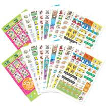 Set of Planner Event Stickers Bundled Variety Packs | 100s of Events | Choose Your Bundle (Busy Mom Stickers | Two Sets)