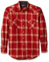Pendleton Men's Big & Tall Long Sleeve Canyon Shirt
