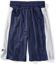 """Starter Boy's 10"""" Mesh Short with Side Panel, Amazon Exclusive"""