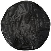 "ADCO 1739 Black Vinyl Spare Tire Cover N (Fits 24"" Diameter Wheel)"