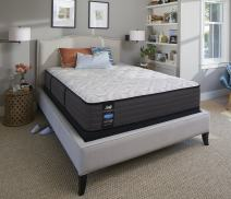 Sealy Response Performance 12.5-Inch Plush Tight Top Mattress, Queen