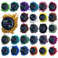 Mica Powder - 27 Color - Epoxy Resin Color Pigment Powder for Slime, Bath Bombs, Soap Colorant - Mica Powder Cosmetic Grade (10gr/0,35oz Each Bag)