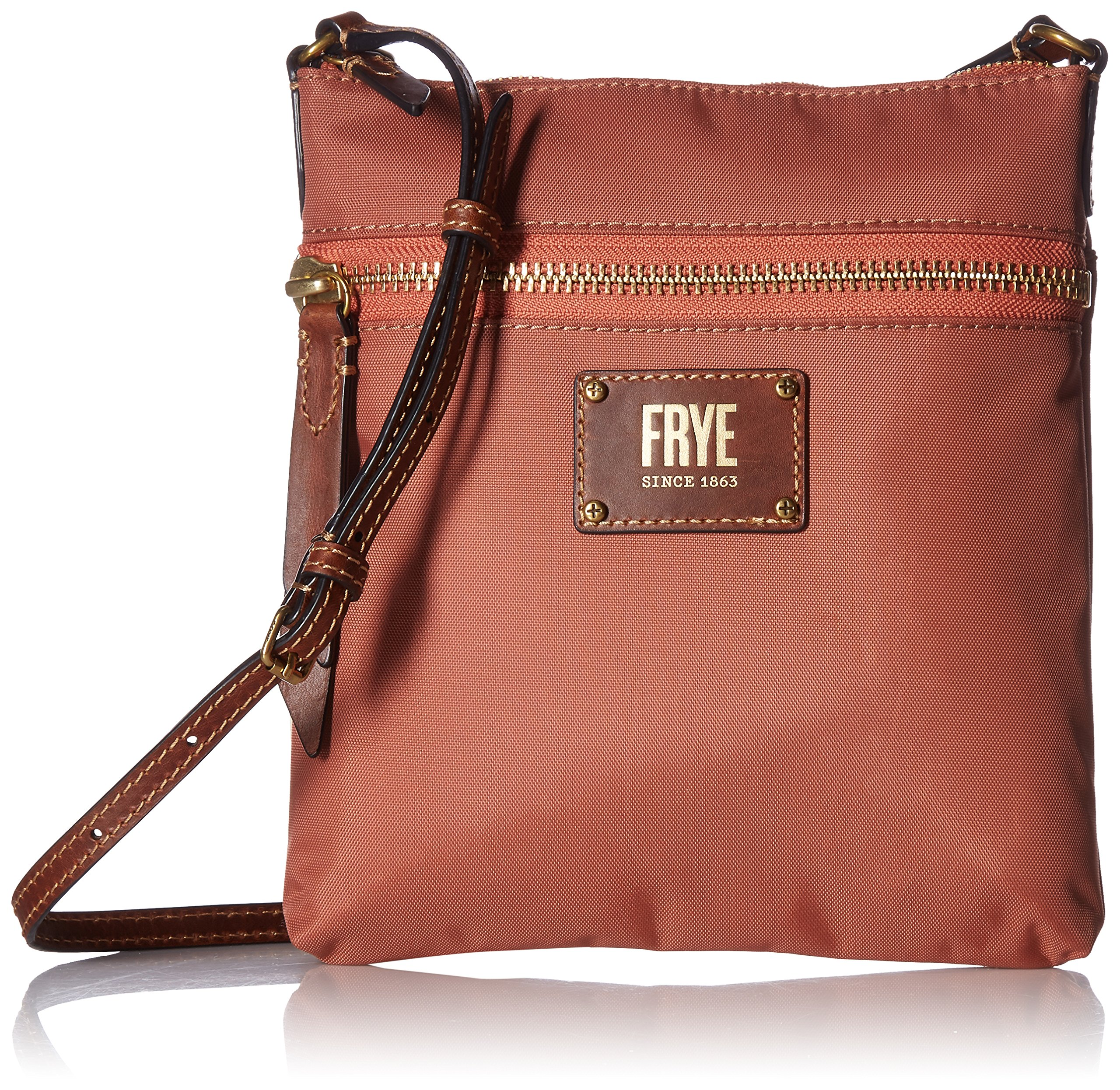 Frye Ivy Zip Crossbody Nylon Handbag