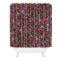 "Deny Designs Aimee St Hill Bright Gems Shower Curtain, 69"" x 72"""