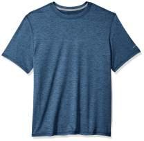 G.H. Bass & Co. Men's Big and Tall Sunblocker Short Sleeve Crewneck T-Shirt