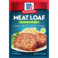McCormick Gluten Free Meatloaf Seasoning, 1.5 Oz, Pack of 12