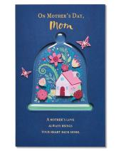 American Greetings Always Love You Mother's Day Card With Glitter