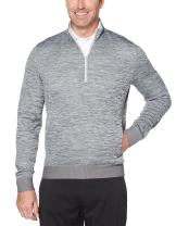 Callaway Mens Performance Water Repellent 1/4 Zip Golf Pullover