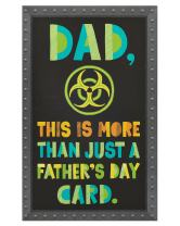 American Greetings Funny Father's Day Card (Acorn)