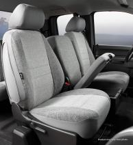 Fia OE37-35 GRAY Custom Fit Front Seat Cover Split Seat 40/20/40 - Tweed, (Gray)