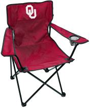 NCAA Gameday Elite Lightweight Folding Tailgating Chair, with Carrying Case (ALL TEAM OPTIONS)