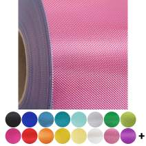 """Threadart Embossed Pink Metallic 20"""" Heat Transfer Vinyl Film HTV 