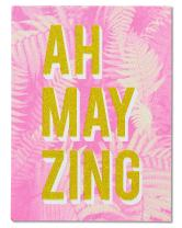 American Greetings Congratulations Card (AH MAY ZING)