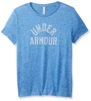 Under Armour Women's Tech - Twist Graphic T-Shirt