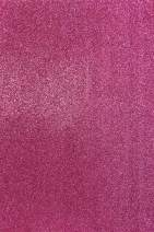 Allgala 12 Pack Glitter EVA Foam Paper 8x12 Inch Sheets-Fuchsia-CF85012
