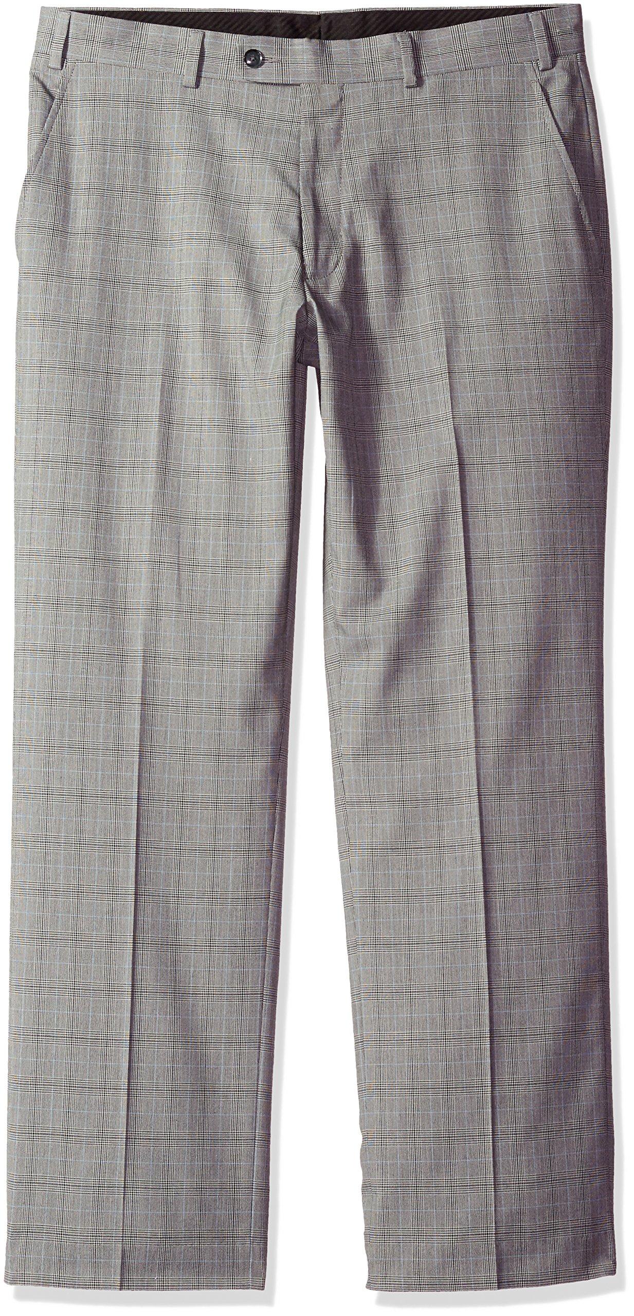 Perry Ellis Men's Modern Fit Suit Separate (Blazer, Pant, and Vest)